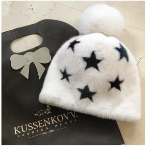 Головные уборы от модного дома KUSSENKOVV (Россия)